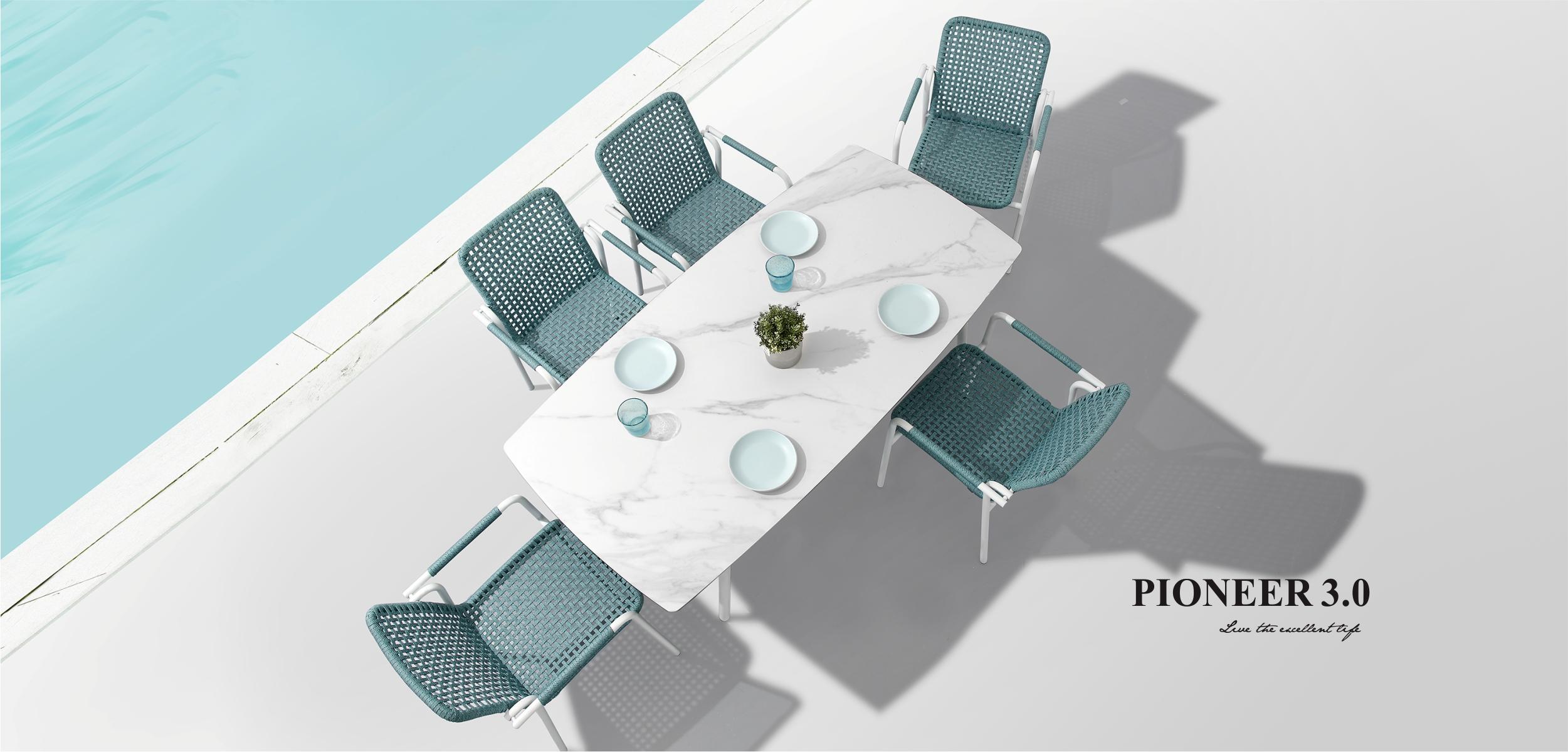 Pioneer 3.0 Dining Set 314230