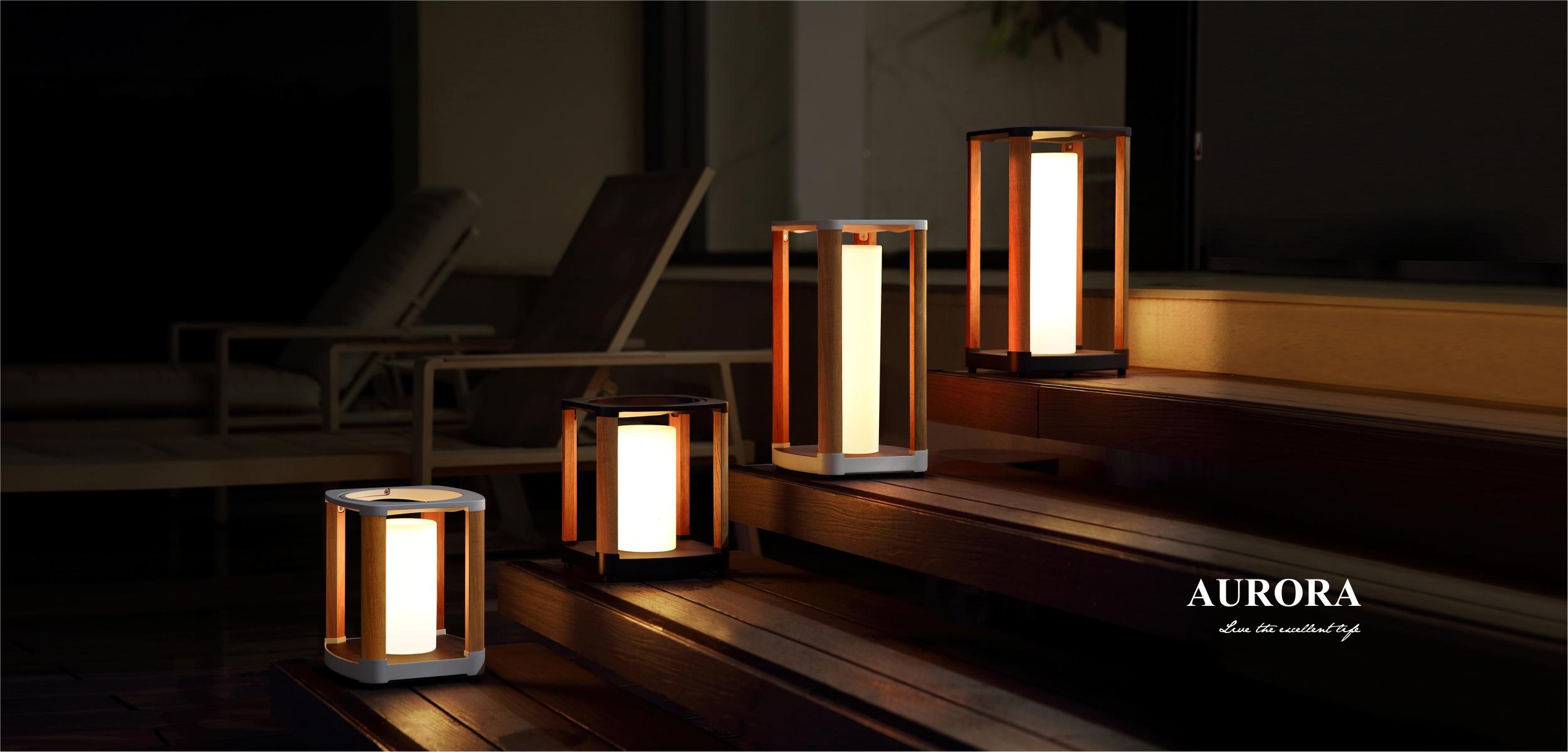 Aurora Ambient Lamp
