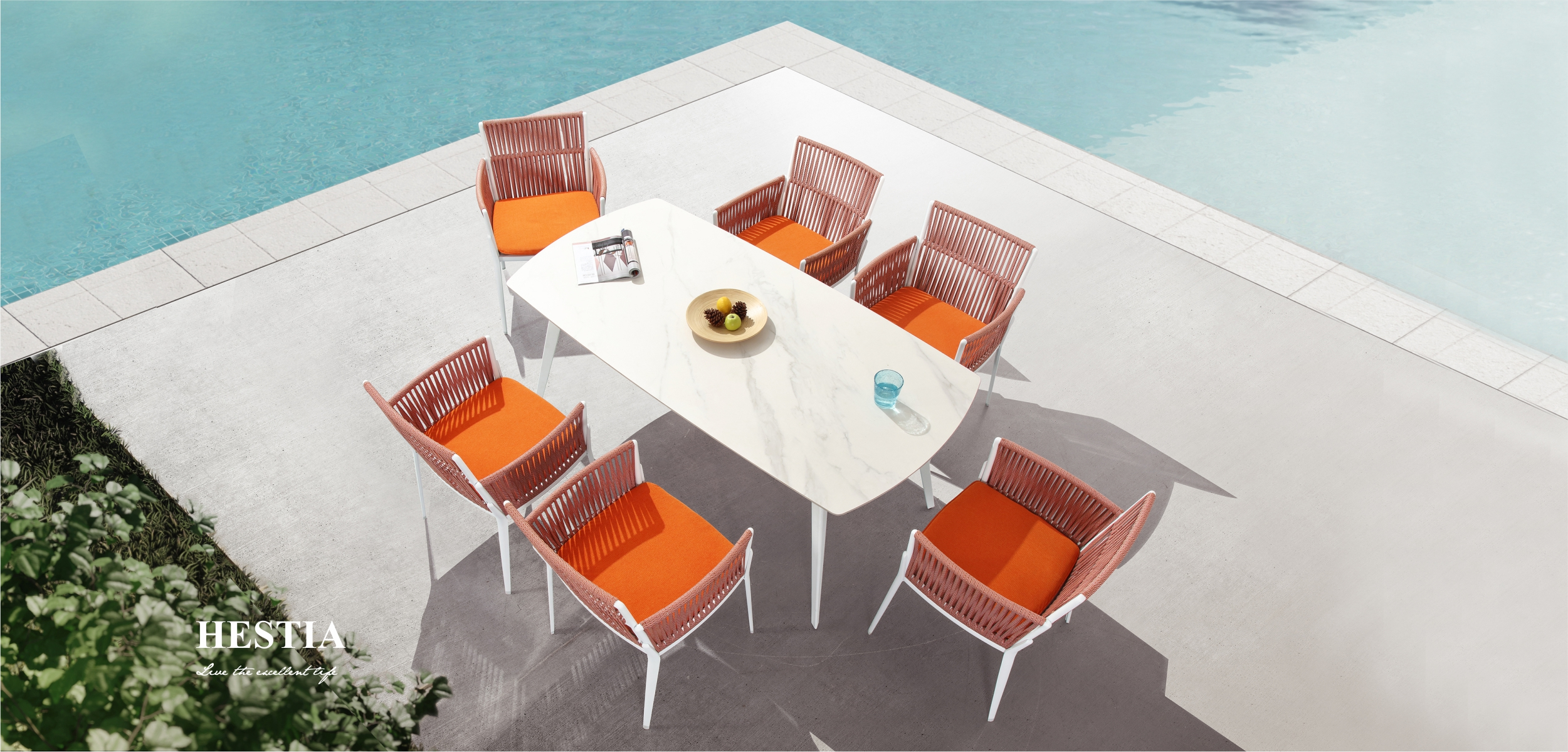 Hestia Dining Set 345610
