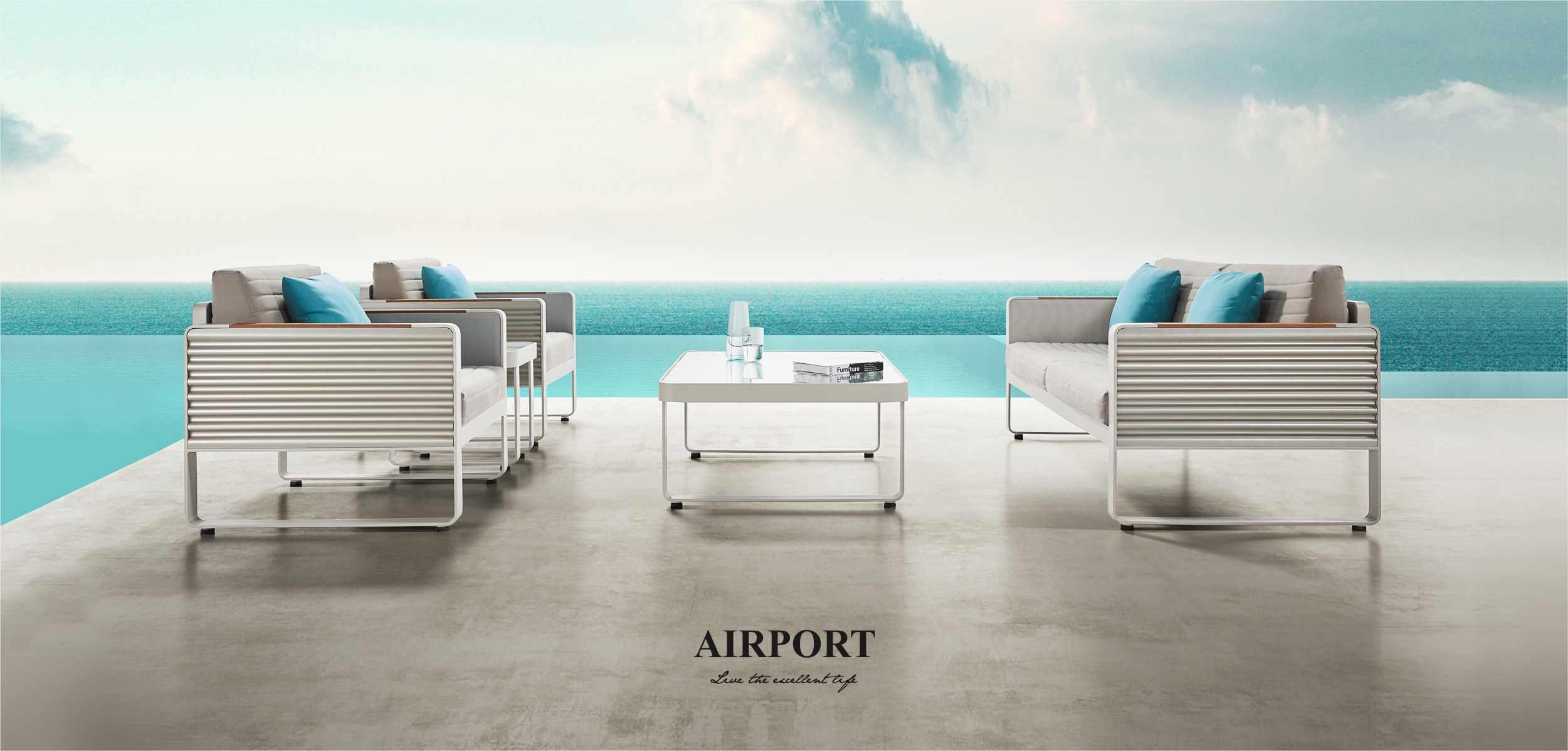 Airport Conversation Set 2036110