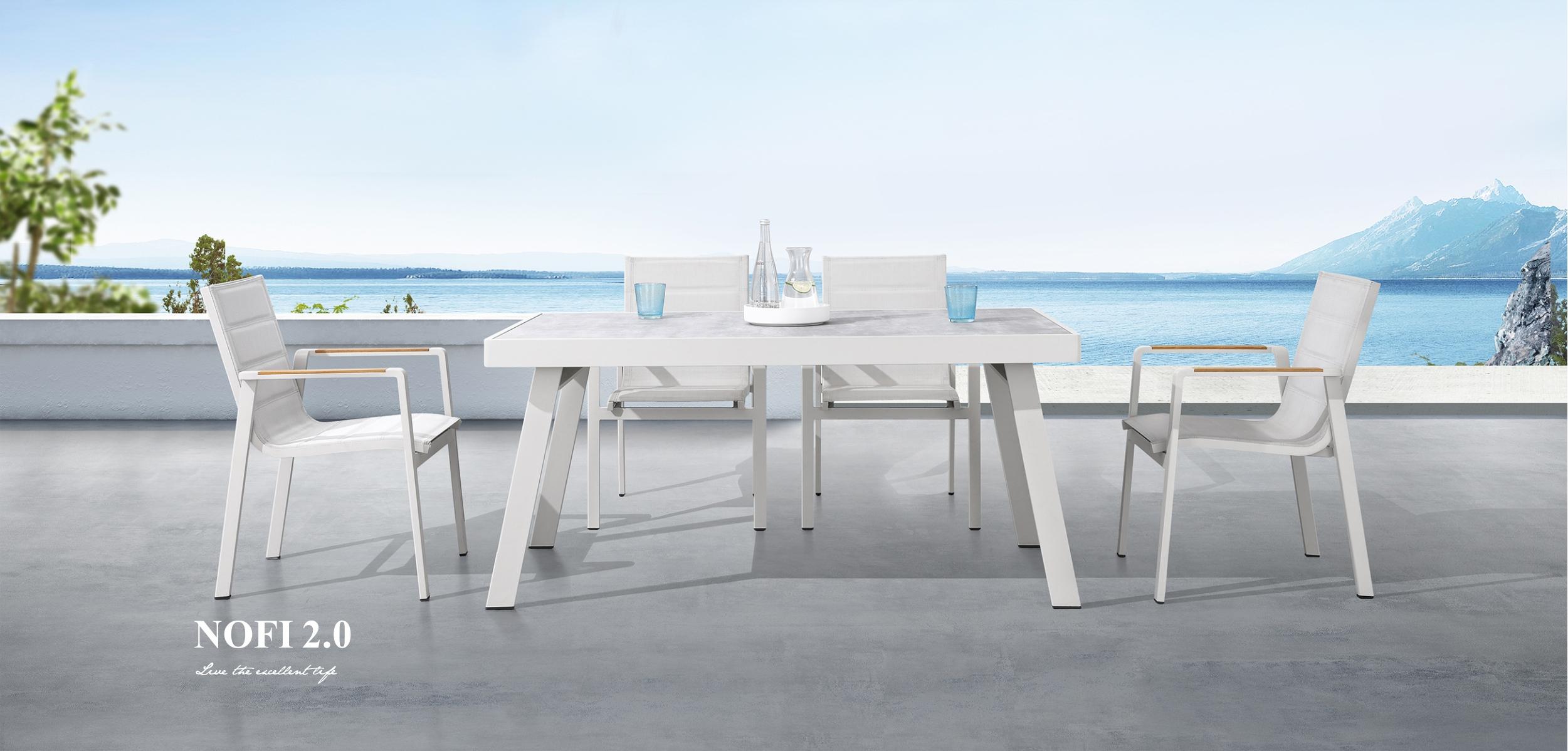 Nofi Dining Set 3801170