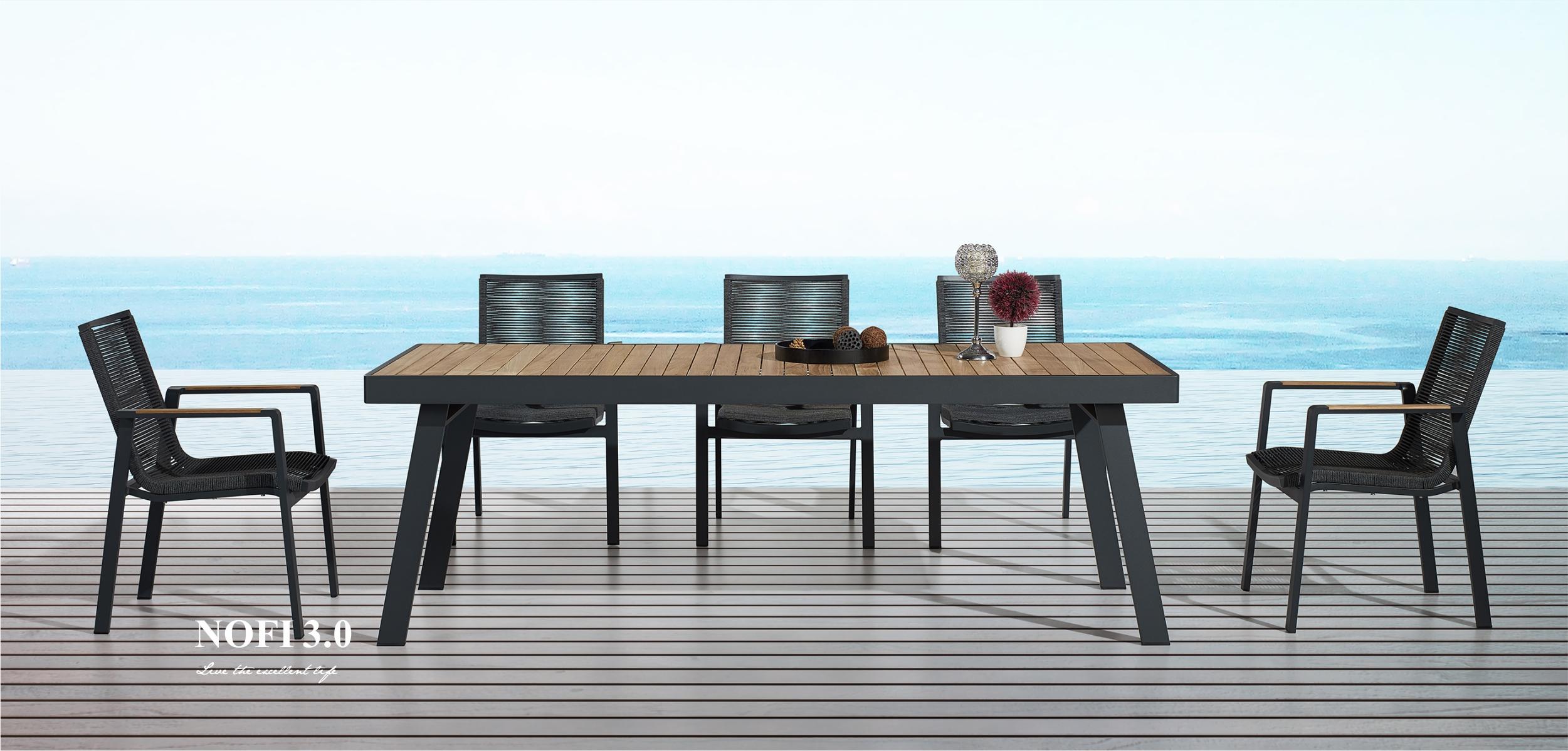Nofi Dining Set 3801220