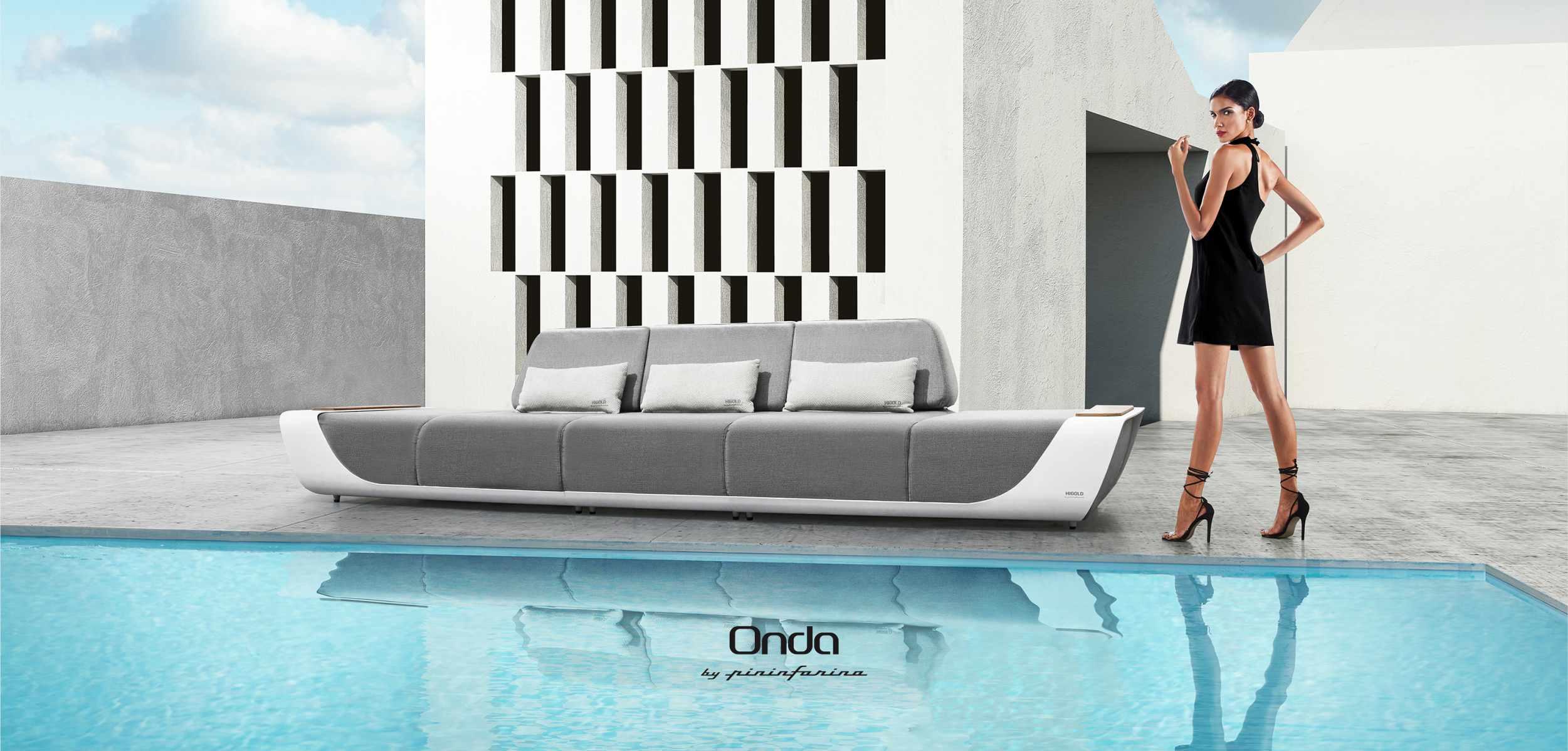 Onda Long Sofa