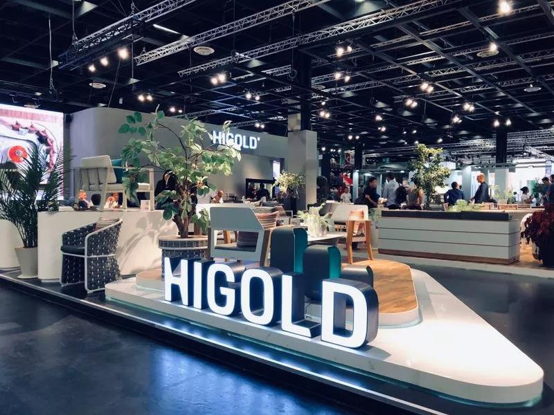 Higold Shocked the World at SPOGA Fair 2019