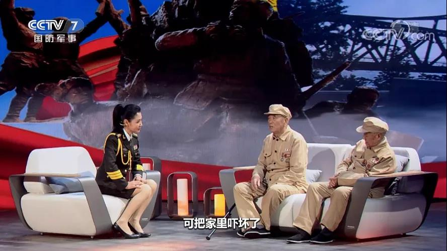 Higold Outdoor Furniture Shows on CCTV, Paying Tribute to Veterans