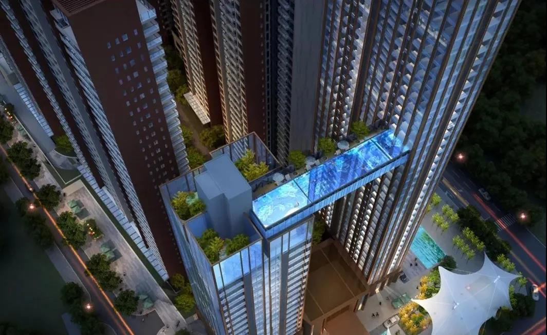 Higold Furnitures Shows up at Shenzhen Investment Zhongcheng Garden Phase