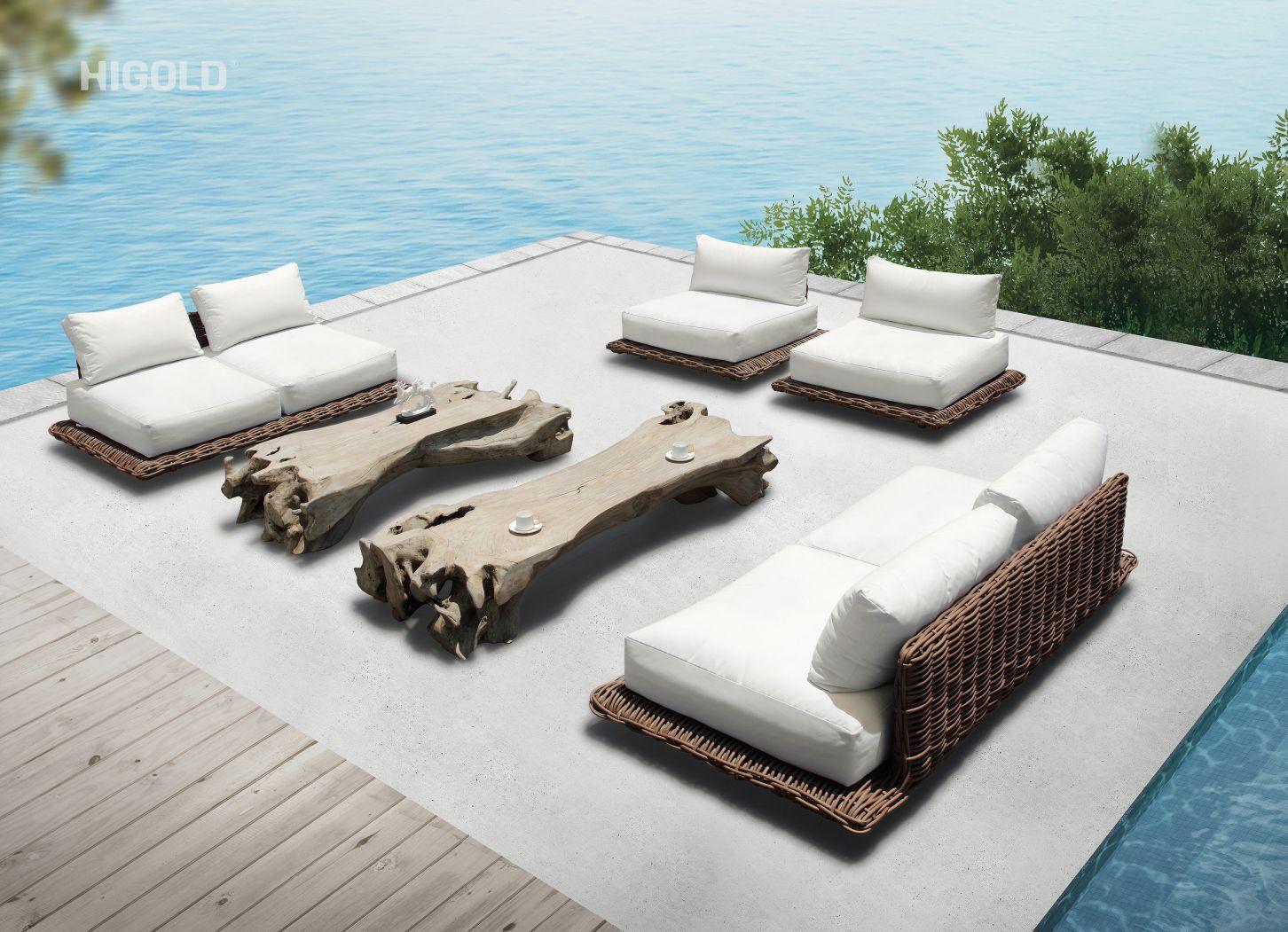 Portico Patio Sofa Set 3301